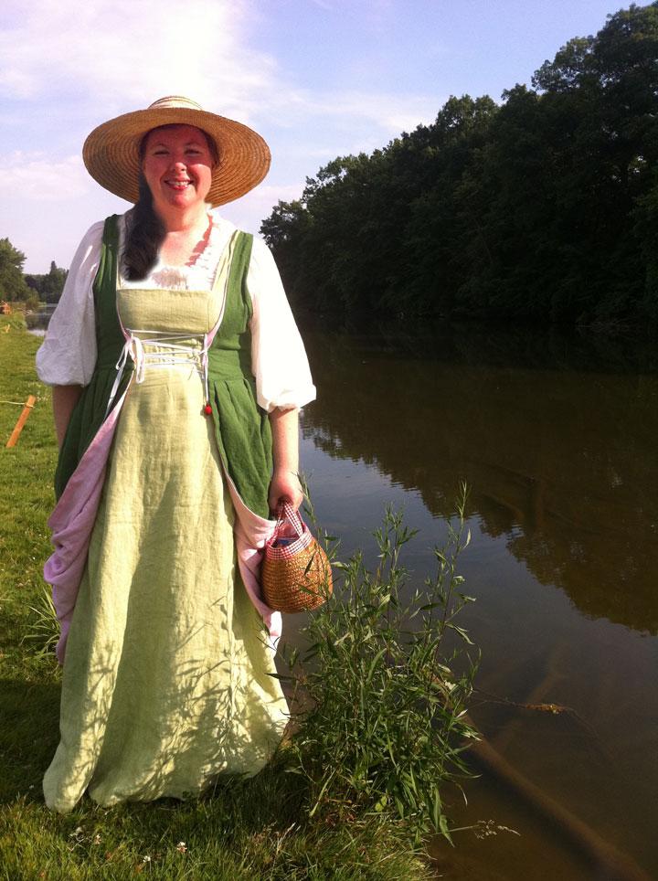 Flemish Gown