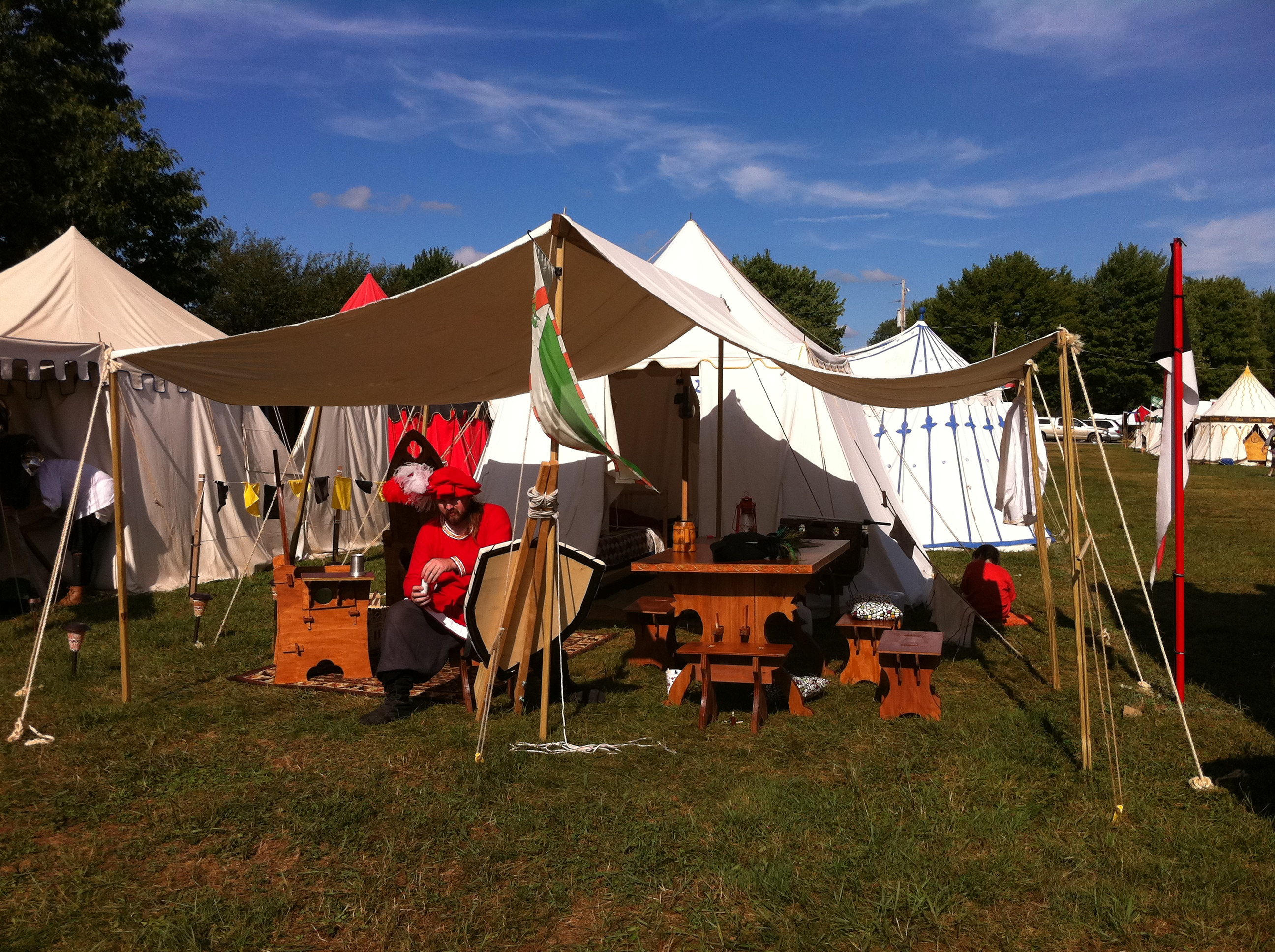 Pennsic Honor Before Victory