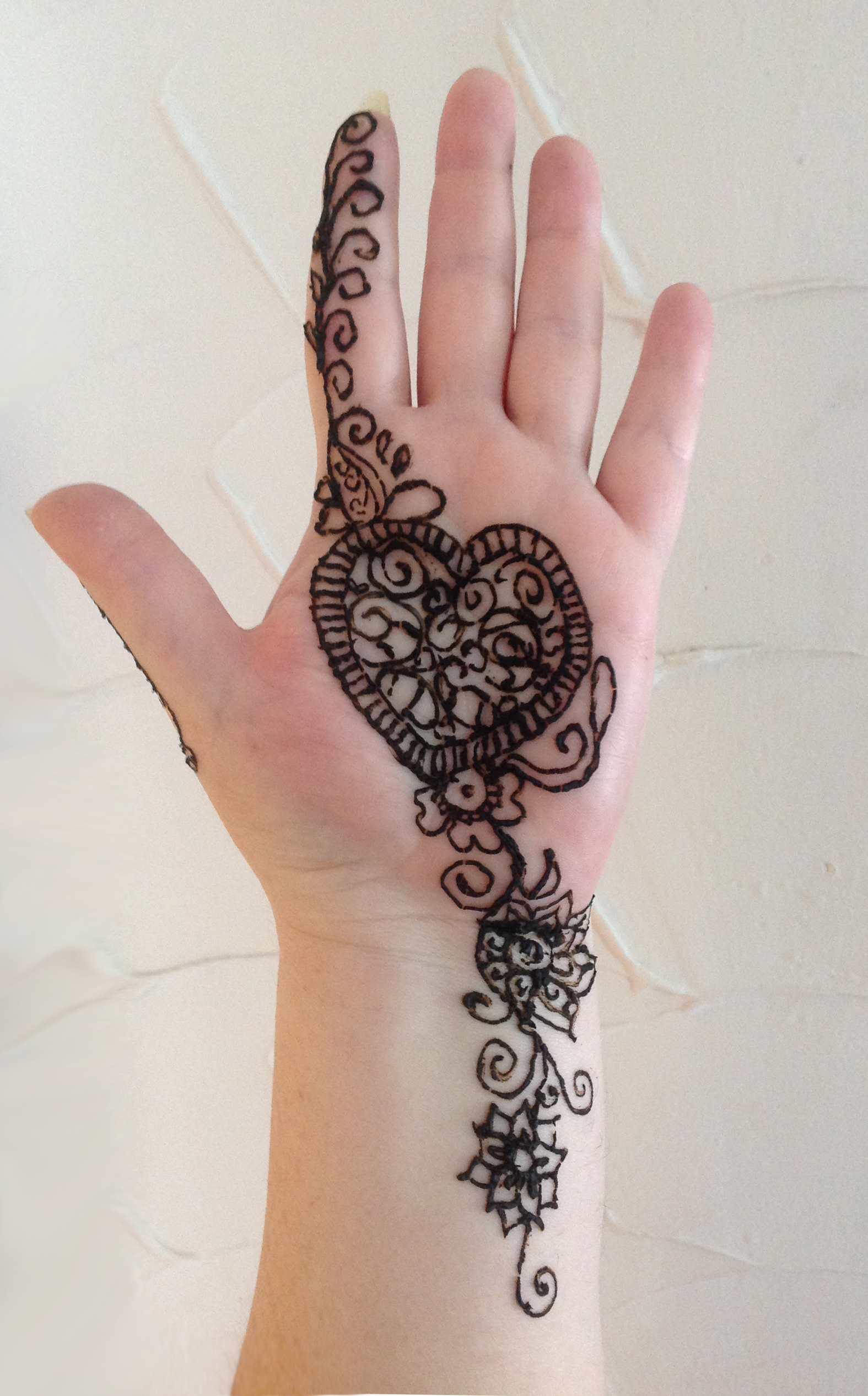 The best mehndi designs for hands livinghours - Wonderful Henna Mehndi Designs For Hand