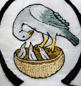 pelican-embroidery